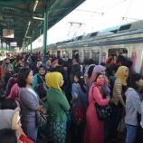 『【Ekonomi廃止】7.25ジャカルタ通勤パニック!?【Angke駅休止】』の画像