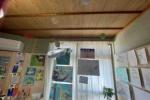 旭小学校近くの絵画教室「おとなアート・こどもアート」で作品の展示&即売会があったみたい!