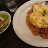 『神戸大学付属病院前の洋食屋さん「なんじゃろ?2号店」でオムライス』の画像