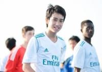 【リーガエスパニョーラ】レアル15歳中井卓大、「カンピオーネ」熱唱 カデーテA優勝の歓喜をクラブ公式が投稿