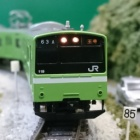 『GREENMAX 201系 大和路線 入線』の画像
