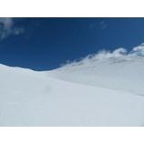 『月山ツアースキー1,2期終了。パウダー&好天に恵まれ楽しめました!』の画像