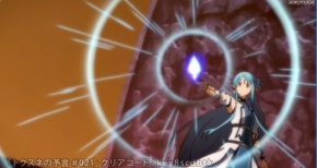 『ソードアート・オンラインⅡ』第21話予告&感想、クラインさんも(ついでに)キター!