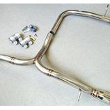 『【スタッフ日誌】COX Stainless 2-Pcs Tailpipe Kit for VW up! GTIをお取付』の画像