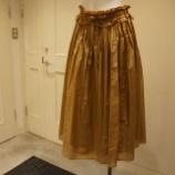 『DUAL VIEW(デュアルヴュー)レイヤードデザインフレアスカート』の画像