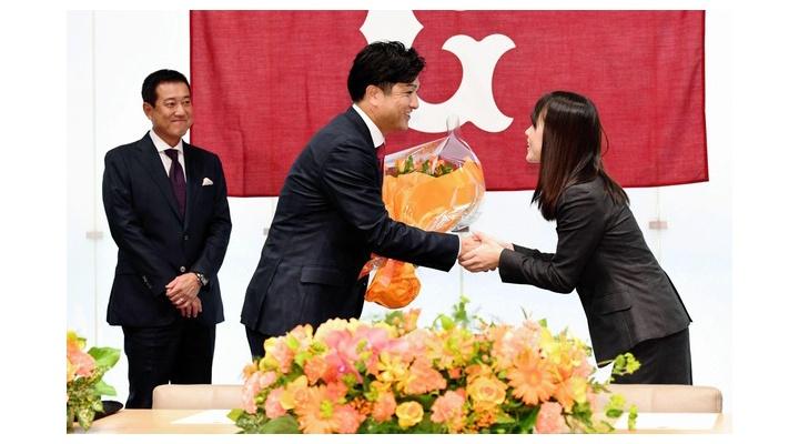 高橋由伸さん、巨人の球団特別顧問になる