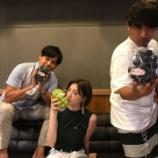 『【乃木坂46】中田花奈、マスカットにキス・・・』の画像