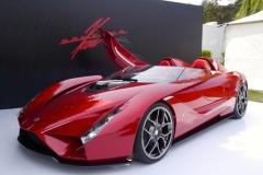 米国人を驚かせた超ド級の日本製スポーツカー! 奥山氏デザイン「kode57」