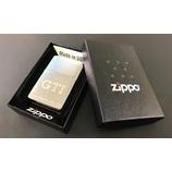 『【商品紹介】シリアルナンバー入りzippo!!』の画像