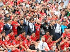 「サッカーとの共存は当然のテーマになってくる」by ラグビー清宮副会長