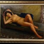 泰西名画模写画とオリジナル絵画、コレクションの作品紹介