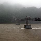 『長江にかかる吊り橋を渡る夢』の画像