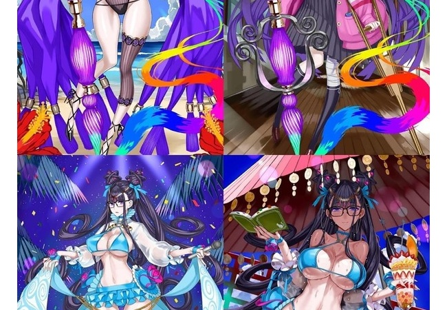 【画像】FGOの紫式部おばさん、すごい