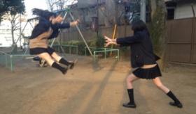 【流行】    日本の 女子学生の間 で ドラゴンボールフェイクの写真 が流行っているぞ!!    海外の反応