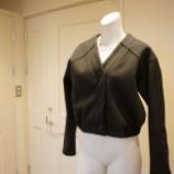『B DONNA (ビドンナ)ノーカラーショートジャケット』の画像