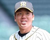 阪神2軍・村上は4回3安打1失点 147キロ直球、89キロスローカーブで緩急自在