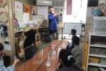 郡津で英語の先生をされている福本ボリャナさんが超いい人! ~ブルガリア伝統のお守りマルティニッツァ作りワークショップ〜