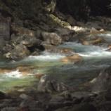 『いつか行きたい日本の名所 柿其渓谷』の画像