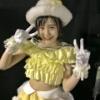 HKT48村川 緋杏、卒業するNMB48市川美織のセンター曲「おNEWの上履き」をコンサートで歌う!【こけしシスターズの絆】