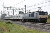『2014/5/23運転 横浜線205系H6編成海外譲渡配給』の画像