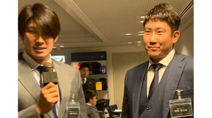 巨人菅野、日ハム大田のメジャー挑戦の夢に「僕が目を覚ましてあげますよ」