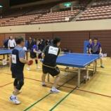 『◇仙台卓球センタークラブ◇ 第7回杜の都オープンラージボール卓球大会 結果』の画像