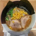東京スタイルみそらーめん ど・みそ@ラーメンWalkerキッチン(ところざわサクラタウン) 「みそこってりらーめん」