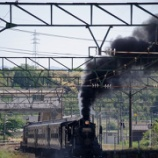 『▲SL人吉 試運転列車』の画像