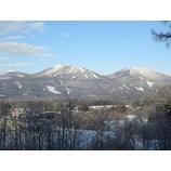 『今朝は雪景色の雫石。今週末プレオープンします。』の画像