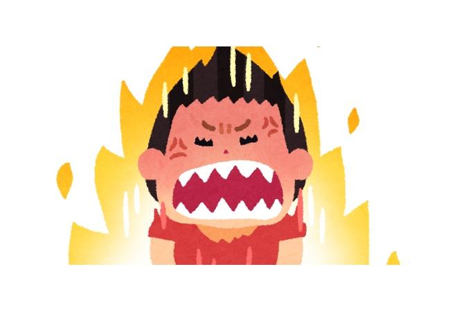 【悲報】カオナシさん、推しVtuberへのお便りを読んで貰えず発狂、反転へ