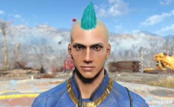 Fallout4 ヘアスタイル関連MOD