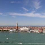 『ヴェネツィア旅行記1 水の都にはウンディーネはおらず屈強なゴンドリエーレばかり』の画像