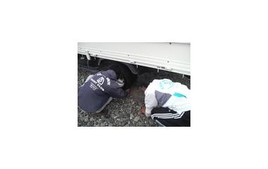 『いざ、琵琶湖へ!!』の画像