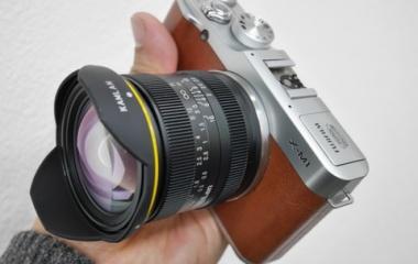 『新製品 KAMLAN15mmF2.0③ 2020/01/14』の画像
