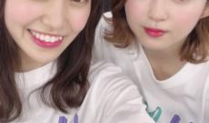 【欅坂46】松田里奈と鈴本美愉の2ショットキタ━━━━━━(゚∀゚)━━━━━━ !!!!!