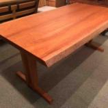 『SWING・山桜テーブルに柏木工・シビルチェアをセットして特別価格』の画像