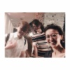 暴風の中の小嶋陽菜と大島優子wwwwwwwwww