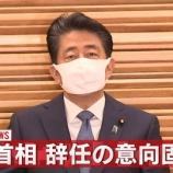 『【おわり】アベノミクス終了で日本沈没決定!次期総理は緊縮財政派多数で日経平均は再び1万円を切る。』の画像