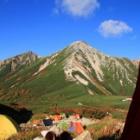 『日本百名山 鷲羽岳.水晶岳へ☆その9 三俣蓮華岳と双六岳♪』の画像