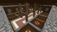 森の洋館リフォーム ~ 闘技場&白樺の柱の部屋