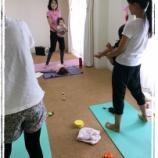 『親子ヨガ&一般ヨガレッスン「With maki yoga」』の画像