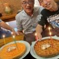 大切な友人の誕生日会