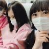 マスクをした超絶美女メンバーが発見されるwwwww