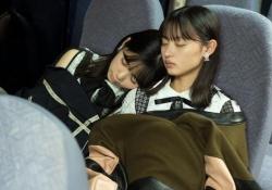 【衝撃】激写?! 遠藤さくらちゃん&筒井あやめちゃんの寝顔がぐう美少女wwwww