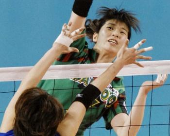 元女子バレー日本代表・稲葉香菜子(内藤香菜子)、死亡 死因h病気