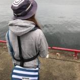 『続・初めて釣りをする女の子と一緒に釣りに行った話。』の画像