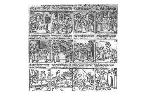 【海外】ユダヤ人迫害が千年単位で続いてる事実・・・・のサムネイル画像