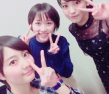 『【モーニング娘。'17】昨日のヤンタンで工藤遥が大先輩の新井愛瞳を「こっち」呼ばわりしてたけどいいの?』の画像