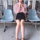 『[イコラブ] 大場花菜「#いい脚の日 はいつなのかしら!」【はな】』の画像