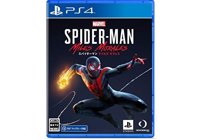 PS5ロンチで1番売れたのが『スパイダーマン』1万8,640本